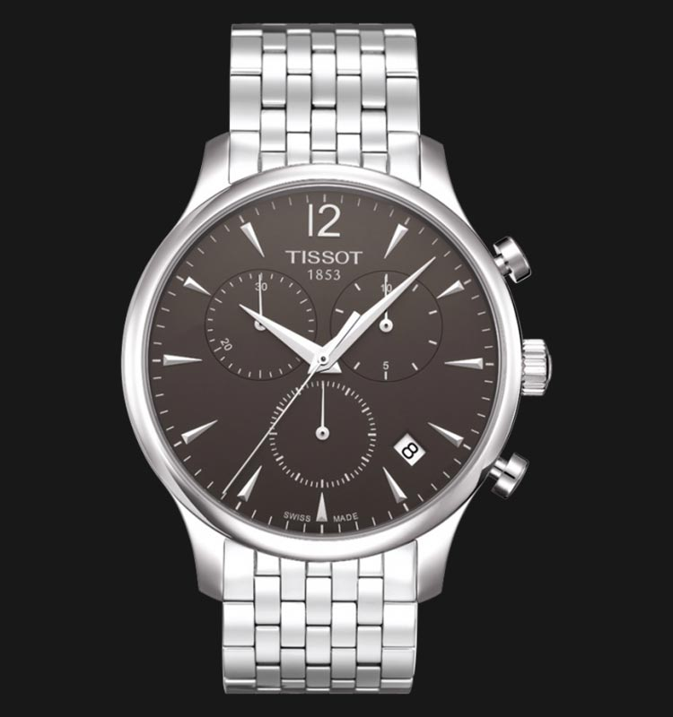 TISSOT Tradition Chronograph T063.617.11.067.00 Machtwatch
