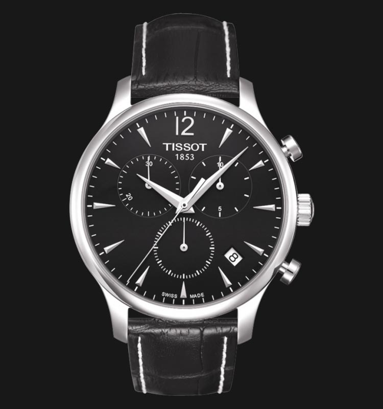 Tissot Tradition Chronograph T063.617.16.057.00 Machtwatch