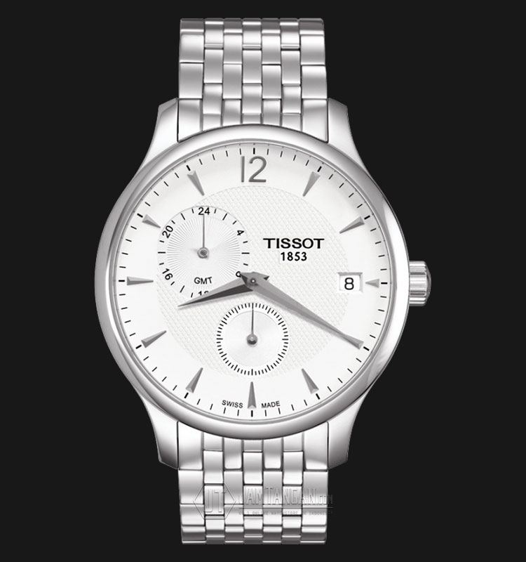 TISSOT T-Classic Tradition White Dial Stainless Steel T063.639.11.037.00 Machtwatch