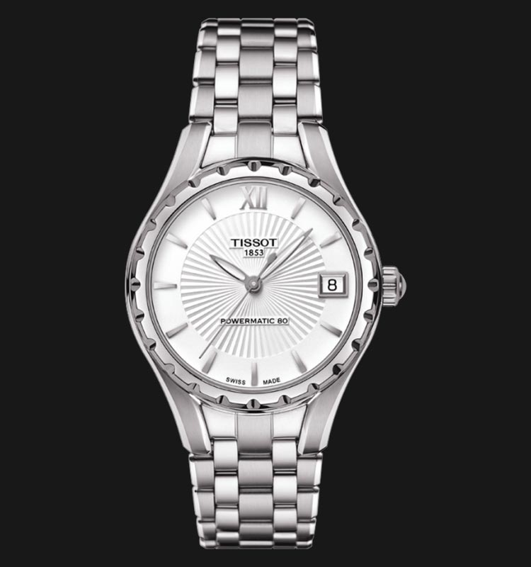 TISSOT Lady 80 Automatic T072.207.11.038.00 Machtwatch
