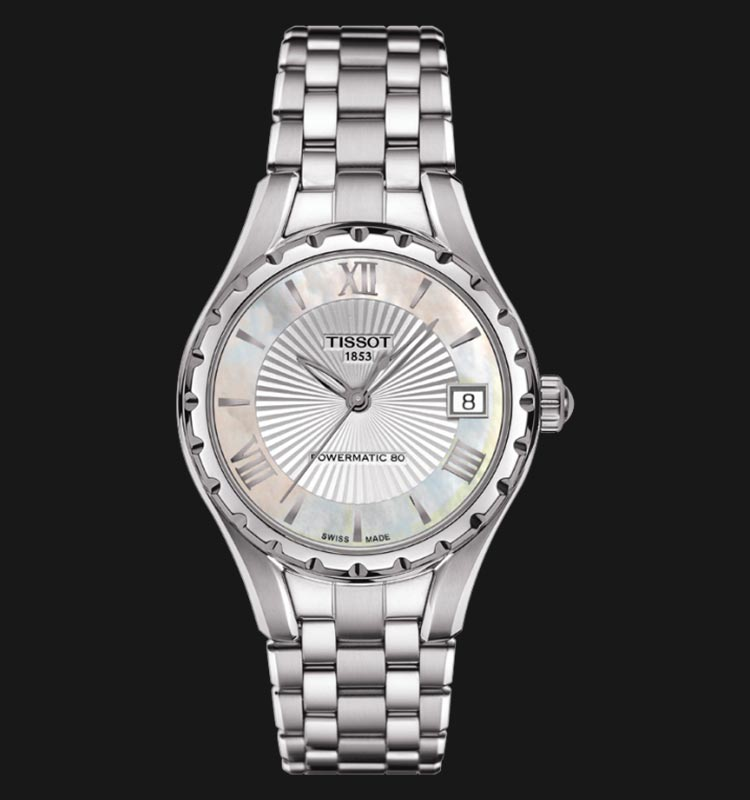 TISSOT Lady 80 Automatic T072.207.11.118.00 Machtwatch
