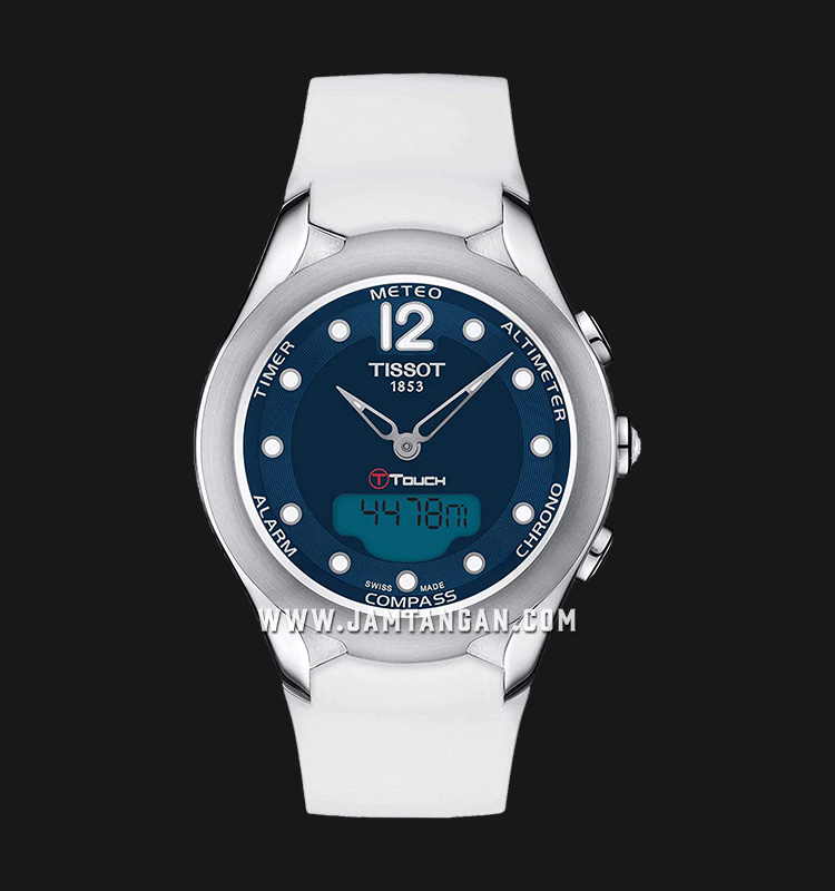 TISSOT T-TOUCH LADY SOLAR T075.220.17.047.00 Machtwatch