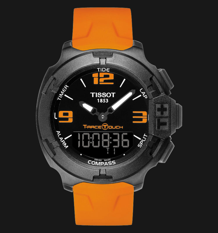 TISSOT T-RACE TOUCH ALUMINIUM T081.420.97.057.02 Machtwatch