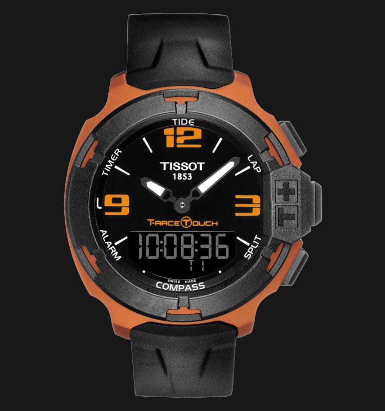 TISSOT T-RACE TOUCH ALUMINIUM T081.420.97.057.03 Machtwatch