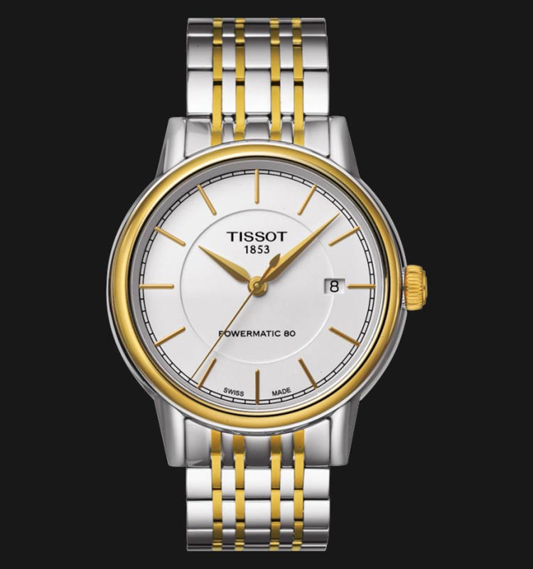 TISSOT Carson Automatic Gent T085.407.22.011.00 Machtwatch
