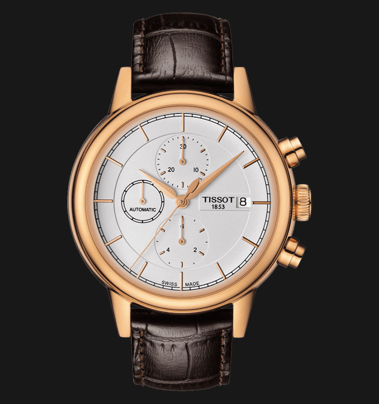 TISSOT Carson Automatic Chronograph Gent T085.427.36.011.00 Machtwatch