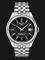 TISSOT Ballade Powermatic 80 Chronometer COSC T108.408.11.057.00 Black Dial Stainless Steel Strap Thumbnail