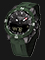 Tissot T-Touch Expert Solar II T110.420.47.051.00 Black Dial Green Rubber Strap Thumbnail