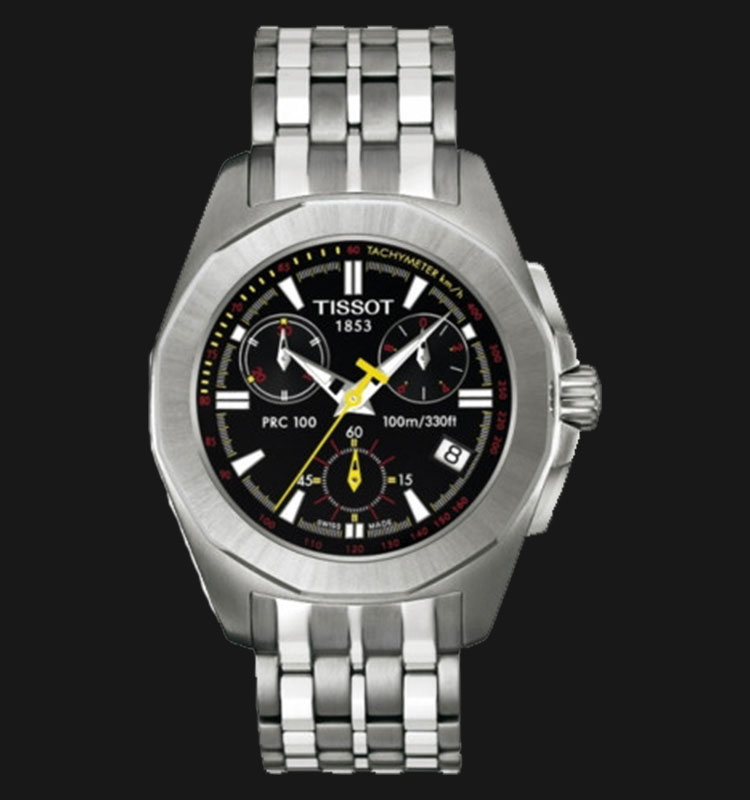TISSOT PRC 100 Chronograph T22.1.386.51 Machtwatch