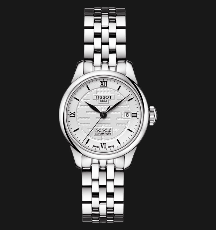 TISSOT Le Locle Double Happiness Lady T41.1.183.35 Machtwatch
