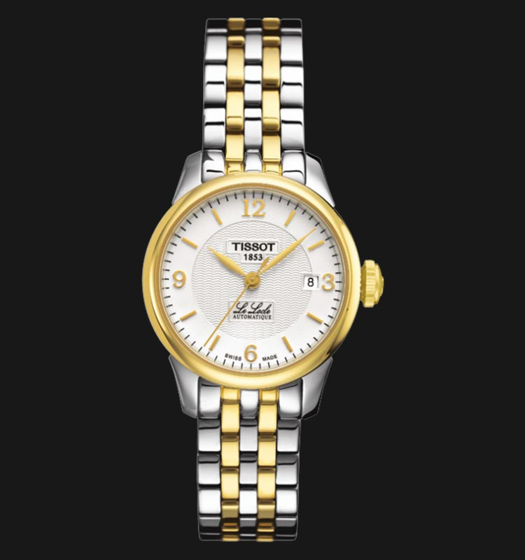 TISSOT Le Locle Automatic Lady T41.2.183.34 Machtwatch