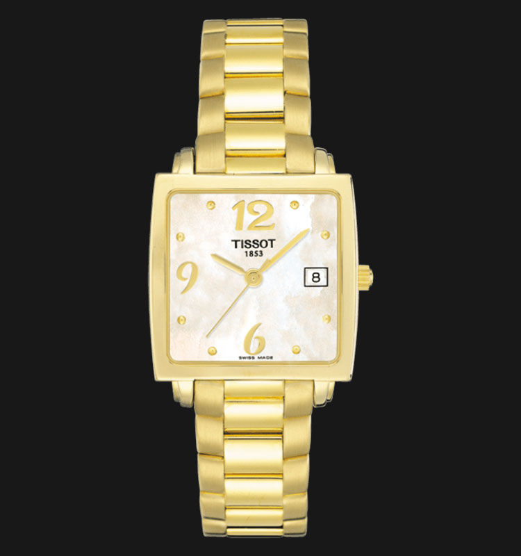 TISSOT SCULPTURE LINE LADY T73.3.370.72 Machtwatch