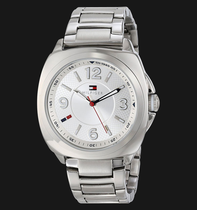 Tommy Hilfiger 1781339 Analog Silver Women Machtwatch