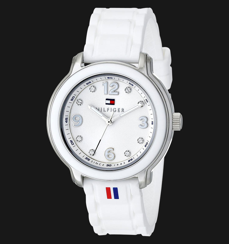 Tommy Hilfiger 1781418 Crystal Accented Women Machtwatch