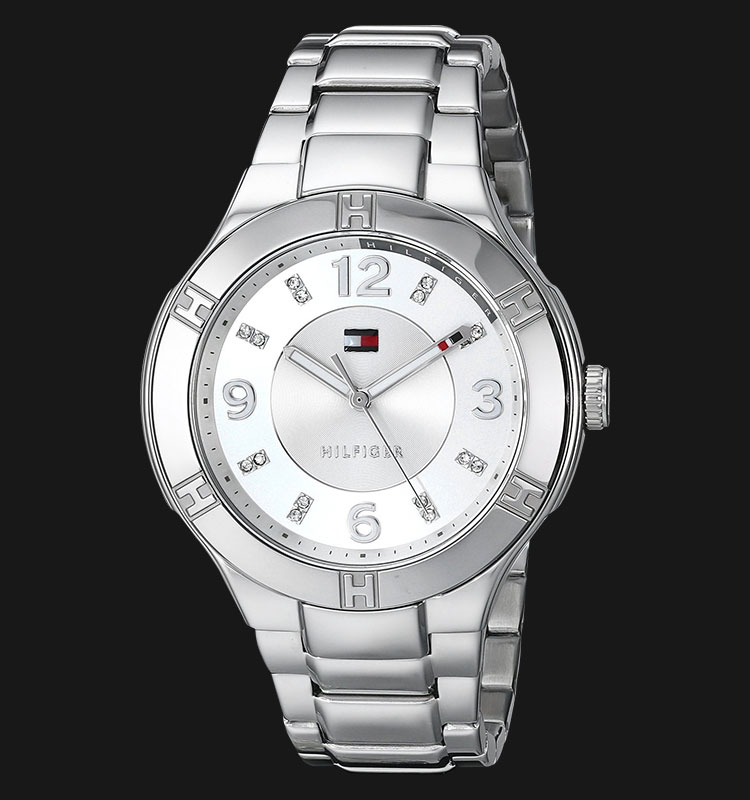 Tommy Hilfiger 1781447 Tory Silver SS Women Machtwatch