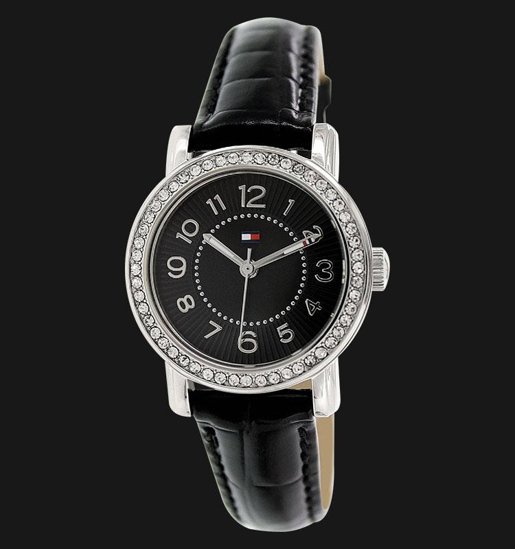 Tommy Hilfiger 1781474 Black Leather Women Machtwatch