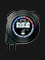 Casio Handheld Stopwatch HS-3V-1RDT Digital Display Thumbnail
