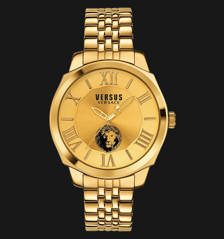 VERSUS SOV06 0015 Chelsea Analog Display Quartz Gold Stainless Steel Machtwatch